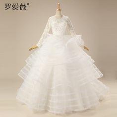 Luoai Wei ชุดแต่งงาน 2014 ใหม่ในช่วงฤดูหนาวแขนยาวหลาส่วนใหญ่หนาเจ้าสาวลาก