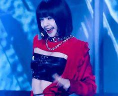 South Korean Girls, Korean Girl Groups, Black Hair Kpop, Gif Dance, Lisa Bp, Blackpink Jisoo, Yg Entertainment, Mtv, Lily