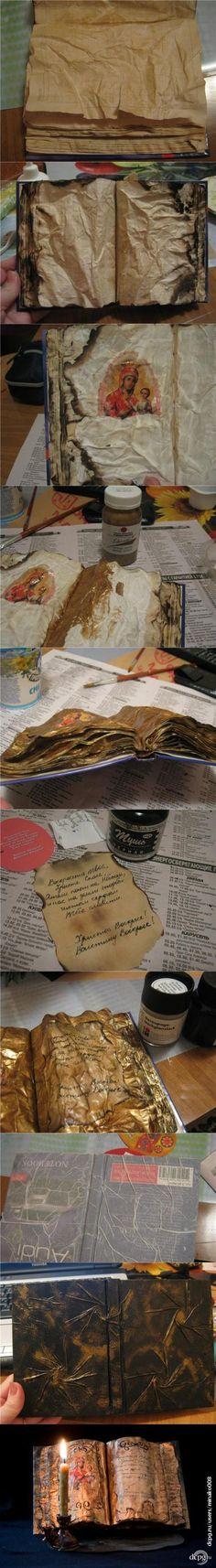 Декупаж - Сайт любителей декупажа - DCPG.RU | Старинная книга