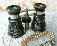 Bella Rosa Antiques: Antique Opera Glasses