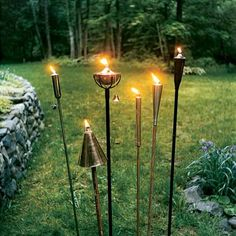 Create Outdoor Mood Lighting