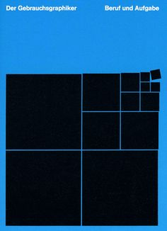 Brochure jacket designed by Anton Stankowski for BDG 1959. From...