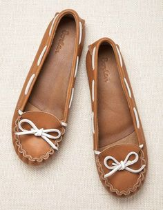 Moccasin from boden