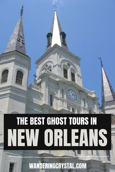 Spend an evening exploring the haunted side of New Orleans with one of the best ghost tours in New Orleans. Ghosts, Vampires and Crime. The best ghost tours in New Orleans, wanderingcrystal, ghost tour New Orleans, spooky things to do in New Orleans, Explore New Orleans, NOLA things to do, Travel NOLA, New Orleans haunted locations, haunted things to do in New Orleans, haunted places in New Orleans, Louisiana things to do, dark history in New Orleans, New Orleans Dark Tourism #NewOrleans #Spooky Tours New Orleans, New Orleans Travel, Things To Do, Good Things, Ghost Tour, Haunted Places, Louisiana, Barcelona Cathedral, Tourism