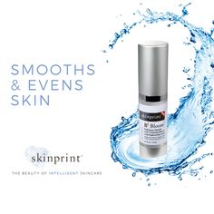 Having a rough time with skin texture? B5 Bloom Radiance Serum has got you covered. #B5BloomRadiance #smoothskin #skinprint #naturalingredients #intelligentskincare