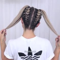 "9,038 Likes, 148 Comments - Hair TV (@hair.tv) on Instagram: ""Hair by @n.starck Follow @cake.video @glam.video Follow @cake.video @glam.video #color #style…"""
