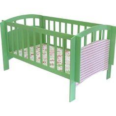 Amazon.com: 18in Doll Crib: Toys & Games