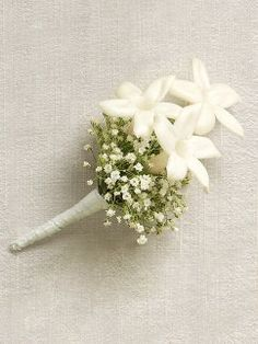 felt buttonhole ideas