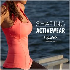 Tune into a pair of shaping activewear, feel an increase in your confidence and slay the day, be it #activeliving or #workingout. What's it going to be? You choose -- https://www.lasculpte.com.au/