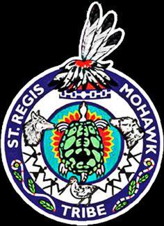 St. Regis Mohawk Tribe AIANTA's newest Tribal Member
