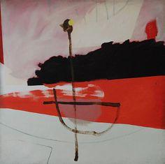 "Saatchi Online Artist: Sue Ninham; Oil, 2012, Painting ""'Ever Watchful'"""