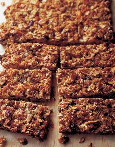 Barefoot Contessa - Recipes - Homemade Granola Bars