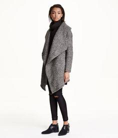 H&M -  boucle coat 79.99$