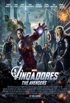Os Vingadores (The Avengers) http://ilustracaodeideias.com.br/filmes-e-series/os-vingadores-the-avengers/