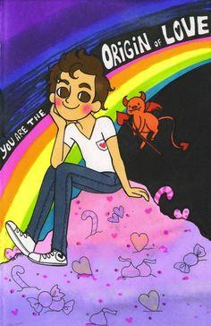 Mika, The Origin Of Love fan art