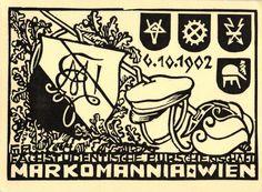 7881 AK Fachstudentische Burschenschaft Markomannia Wien 1902 | eBay Germany, Ebay, Design, Art, Organizations, Fraternity, German, Art Background, Kunst
