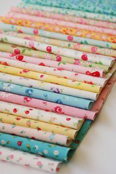 Fabrics by Atsuko Matsuyama