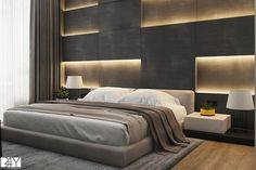 Trendy Bedroom Design For Men Apartments Headboards