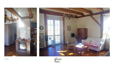 Salon (180 m2 w starej willi) copyright Welcome Home