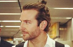 bradley cooper man bun - Google Search