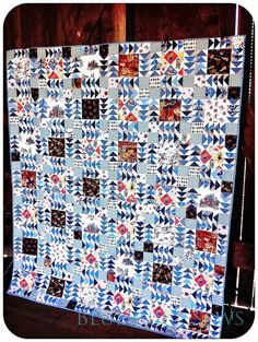My Favorite Quilt: Kelly Cole of Blue Bird Sews | Sew Mama Sew |