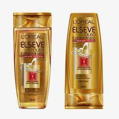 Minha musa: Resenha:   Shampoo e Condicionador Óleo Extraordin...