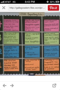 teaching expository writing 4th grade staar test