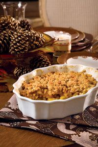 Apple Cobbler with Oatmeal-Ginger Topping
