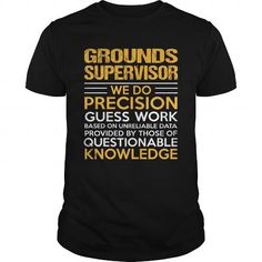 GROUNDS-SUPERVISOR #tshirt necklace #sweaters for fall. GET  => https://www.sunfrog.com/LifeStyle/GROUNDS-SUPERVISOR-122251250-Black-Guys.html?68278