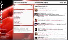 Nombres para la vagina, tendencia en Twitter Bogotá el 29 de marzo de 2012. Buena esa, vamos a volver esto más masivo aún.