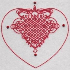 Swirled Hearts, SWAK Pack - 2 Sizes! | Valentine's Day | Machine Embroidery Designs | SWAKembroidery.com Bunnycup Embroidery