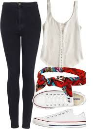Resultado de imagen para teenage outfit ideas for summer                                                                                                                                                      More