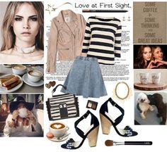 """Love at first sight"" by elske88 ❤ liked on Polyvore"