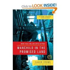 Manchild in the Promised Land: Claude Brown, Nathan McCall: 9781451631579: Amazon.com: Books