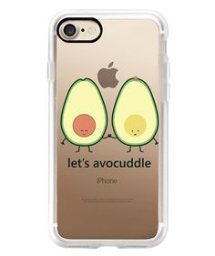 Everyone needs a case to protect their new iPhone 7, so why not gift someone with a sturdy one that's both useful and cute? This one was made for the avocado-obsessed in your life—the unique and playful design is guaranteed to garner some compliments.