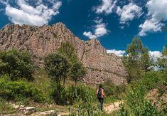 Les excursions de sortir amb nens: Ruta de l'Aigua i la Pedra Seca a Collbató! #sortirambnens