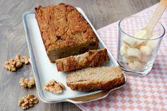 Paleo-Bananenkuchen + Gewinnspiel - Gaumenfreundin - Food & Family Blog