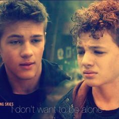 """Falling Skies """"I don't want to be alone."""""""