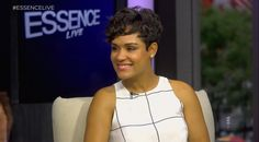 """ESSENCE Live host Dana Blair caught up with Grace Gealey aka """"Boo Boo Kitty"""" to discuss Empire and working with her fiancé on set."""