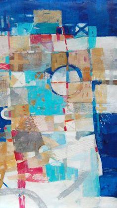 "Saatchi Art Artist Marina Borodulya; Painting, ""Untitled"" #art"