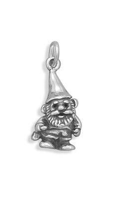 Garden Gnome Charm