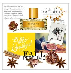 """""""Purple Fig!"""" by faten-m-h ❤ liked on Polyvore featuring beauty, Rifle Paper Co, Pier 1 Imports and fallperfume"""