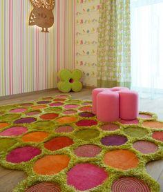 Diy rug? :)