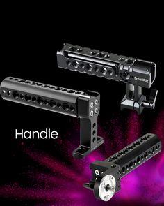 DIY Camera handle grip #DSLR handle #camera cage handle #top handle #nato handle #rosette handle