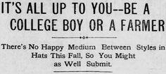 "yesterdaysprint: ""St. Louis Post-Dispatch, Missouri, September 6, 1908"""