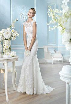 Vestido de noiva San Patrick