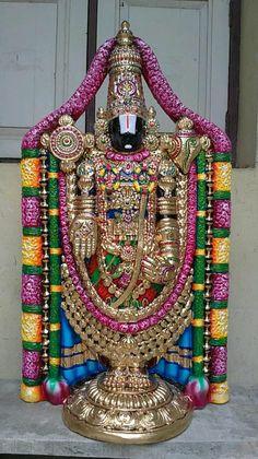 Tirumala Tirupathi Venkateswara Swamy | Hindu Gods in 2019 ...