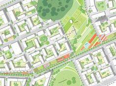 Alessandro Ripellino Arkitekter (2012): Täby Parkstad, Täby (SE), via a-ripellino.se