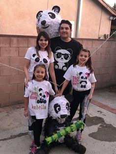 PLAYERAS PANDITA Pink Panda, Panda Love, Panda Bear, Panda Party, Bear Party, Panda Baby Showers, Baby Boy Shower, Panda Birthday Cake, Panda Decorations