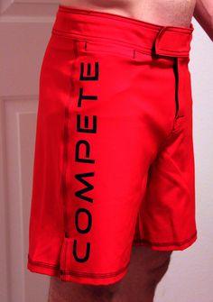 3a34d8aa2c3816 Men s Poly-Elastine CrossFit training shorts. Stretch. Breathe. Kick a  WOD s ass